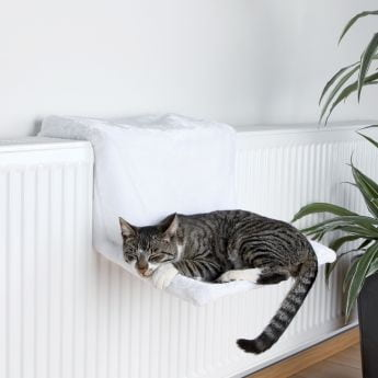 Trixie Radiator seng hvit
