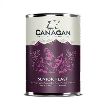 Canagan Senior Måltid 400g
