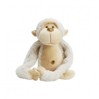 Little&Bigger Classic Ape (Hvitt)