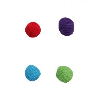 Little&Bigger Fun strikket ball (5 cm)**