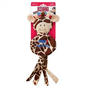 KONG Wubba No-Stuff Giraff