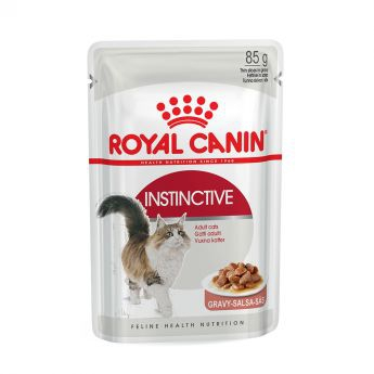 Royal Canin Instinctive in Gravy (85 gram)