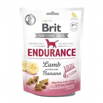 Brit Care Functional Snack Endurance Lamb 150 g