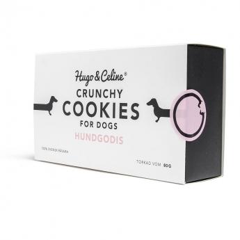 Hugo&Celine Crunchy Cookies Tørket vom 80 g