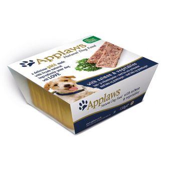 Applaws Dog Laksepaté (150 gram)