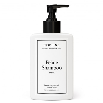 Topline Cat Feline Shampoo (200 ml)