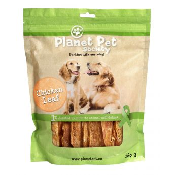 Planet Pet Society Kyllingflak (160 gram)