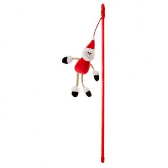 Little&Bigger Holiday Parade Viftepinne med julenissen