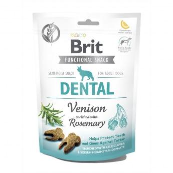Brit Care Functional Snack Dental Venison 150 g