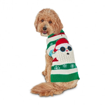 PCO Holiday Sweater Santa