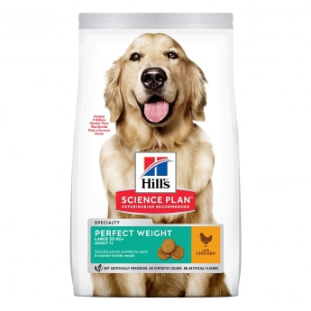 Hill's Science Plan Dog Perfect Weight Large Breed Chicken 12kg