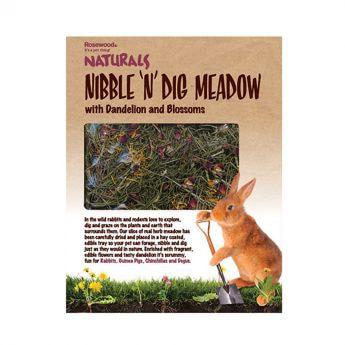 Rosewood Nibble'n'Dig Meadow Engshøy