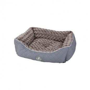 Scruffs Wilton box Seng grå