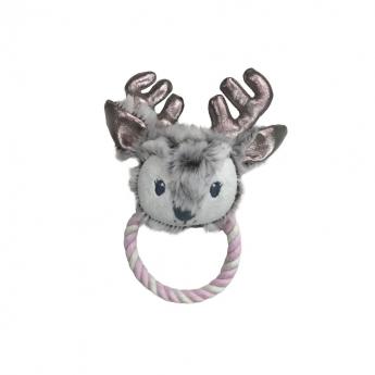 Bark a Boo Enchanted DoorKnocker Deer S**