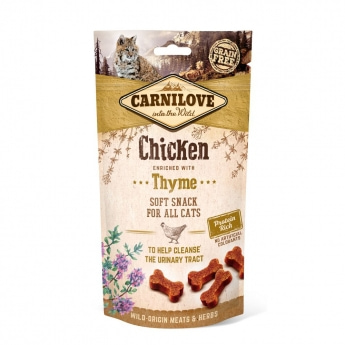 Carnilove Cat Snack kylling 50 g