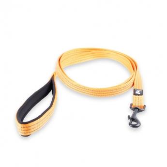 Feel Active Weave leash orange