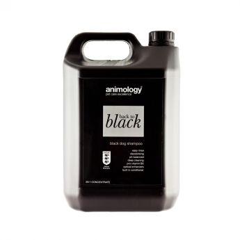 Animology Back To Black Sjampo (5 l)**