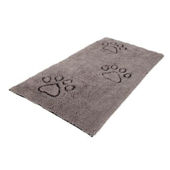 DGS Dirty hundematte runner grå 152 x 76cm (152x76cm)**