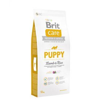 Brit Care Puppy Lamb & Rice**