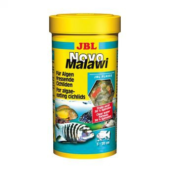 JBL NovoMalawi fiskefôr 250ml