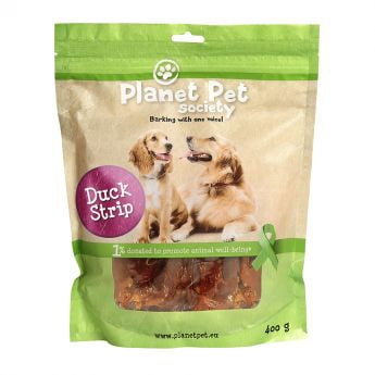 Planet Pet Society Andestrips 400 g