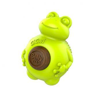 GiGwi BellyBites Groda Frosk