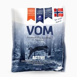 VOM Active fullfôr kjøttboller 560gr