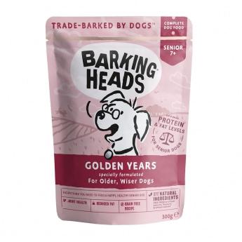 Barking Heads Golden Years 300 g