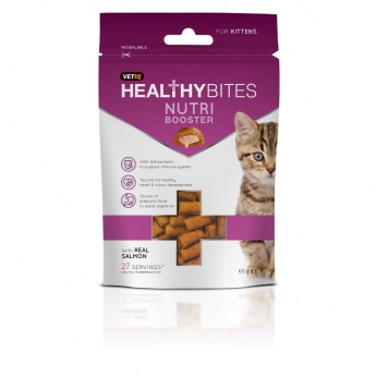 Healthy Bites Nutri Booster for Kittens 65g
