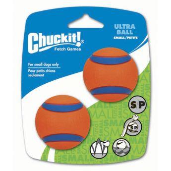 Chuckit Ultra Ball 2-pk