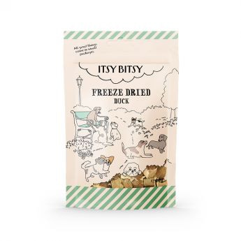 ItsyBitsy Freeze Dried And til hund