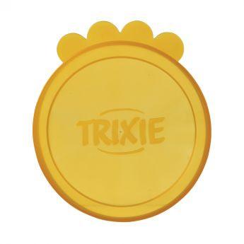 Trixie plastlokk for krukker, 10,6 cm, 2 stk.