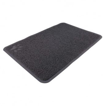 Trixie PVC Kattesand matte grå