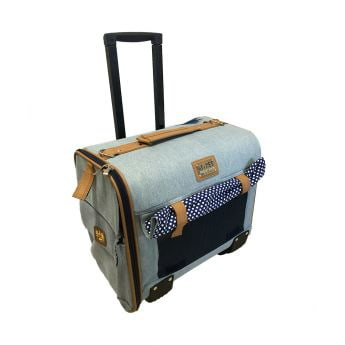 Basic Denim Trolley