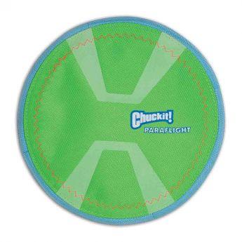 Chuckit MaxGlow Paraflight L (Grønn)**