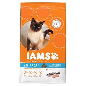Iams Adult Ocean Fish & Chicken