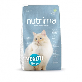 Nutrima Cat Health Hair+ (400 g)