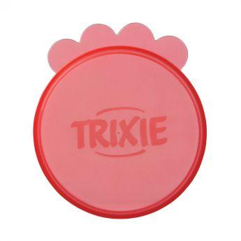 Trixie plastlokk for krukker, 7,6 cm, 3 stk.**
