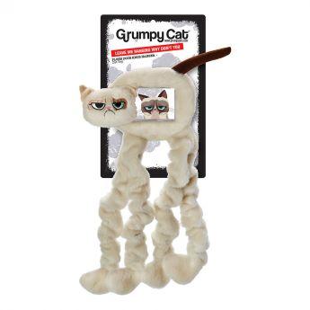 Grumpy Cat Plysj Dørknagg Henger (Flerfarget)**