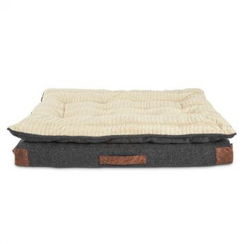 PCO Harmony Patched Pillowtop Lounger Ortopedisk Seng (Fabric)