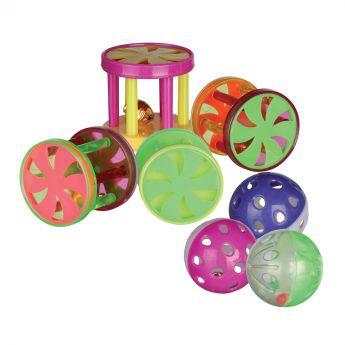 Trixie Plastleke assorterte farger