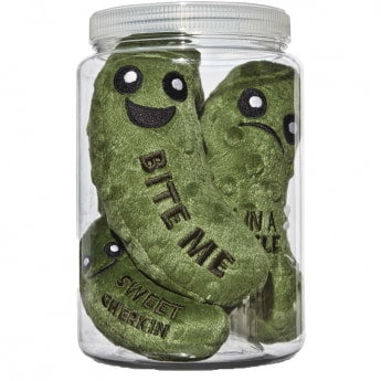 PCO Leaps&Bounds Pickle Jar toy