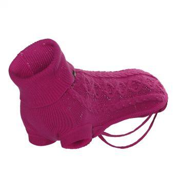 Rukka Stardust strikkegenser rosa