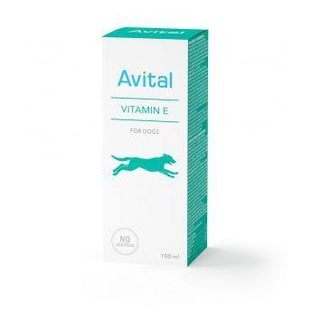 Avital Vitamin E olje 100 ml