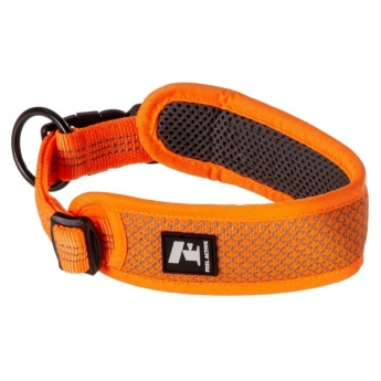 Feel Active Reflective Halsband Oransj