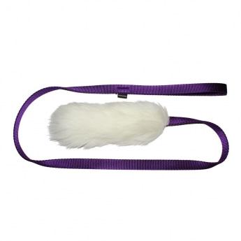 Pro Dog Bungee Sheep draleke med langt tau