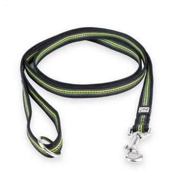 Pro Dog Grip leash reflective neon