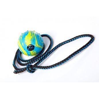 Pro Dog Rubber snorball 60 cm M m/bjelle (M)