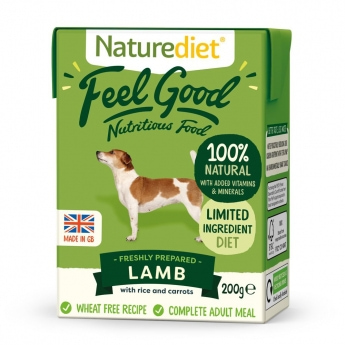 Naturediet Feel Good lam (200 g)