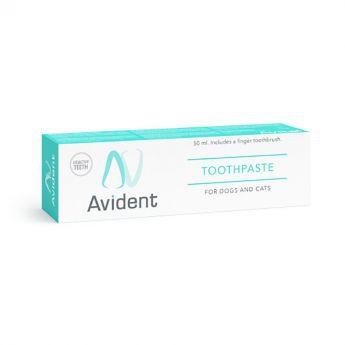 Avital Avident Tannbørste og Tannkrem 50 ml